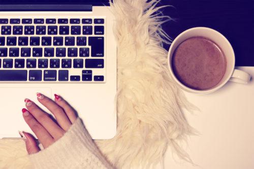 ブログを書く時間4